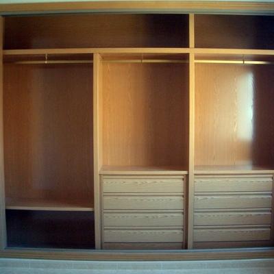 Precio forrar armario habitissimo - Vestir un armario ...
