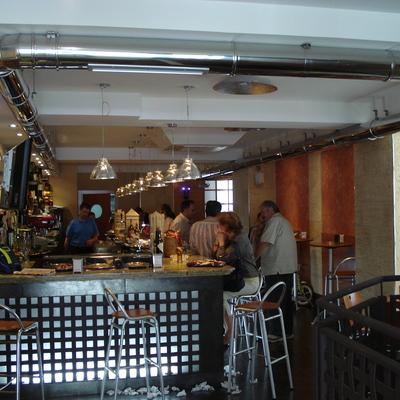 Cafetería Bar Insonorizado