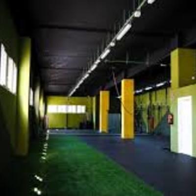 Sala de entrenamiento Nave Crossfit