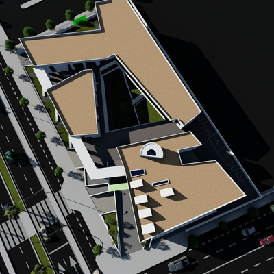 Propuesta para la sede de ASSIDO (Murcia)