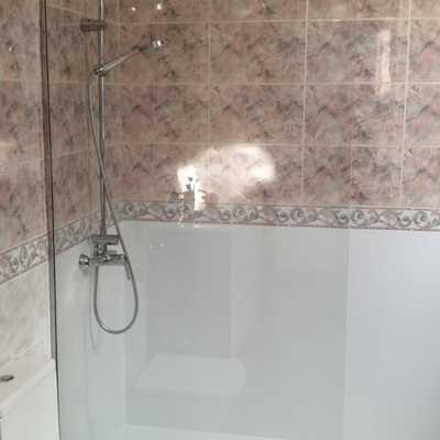Panel de ducha 1 M
