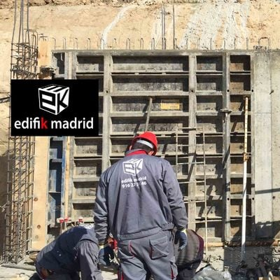 Ejecución de vivienda unifamiliar en Boadilla del Monte (Madrid)