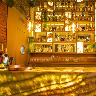 Bar de restaurante