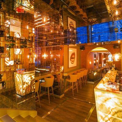 Iluminación salón restaurante
