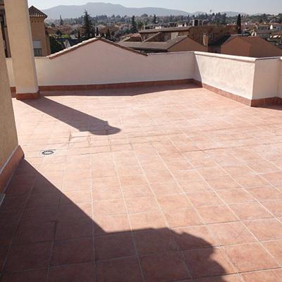 Reforma de terrazas y cubiertas