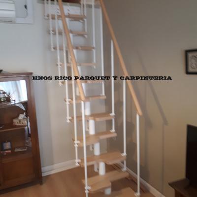 Montaje escalera Mini HNOS RICO