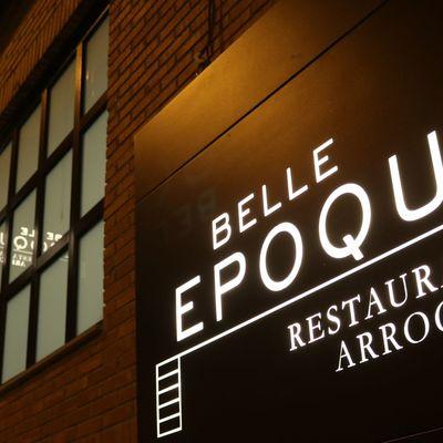 Restaurante Belle Epoque, Reforma Fachada