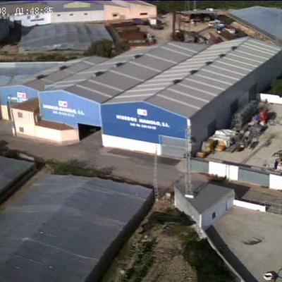 Foto aerea Hierros Manolo