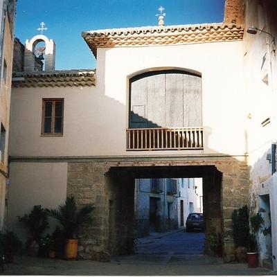 Foto de fachada posterior de Arco San José Restaurado