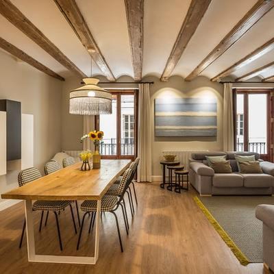 Instalación eléctrica e iluminación en vivienda
