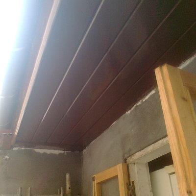 Reparacion de Aleros y fachada