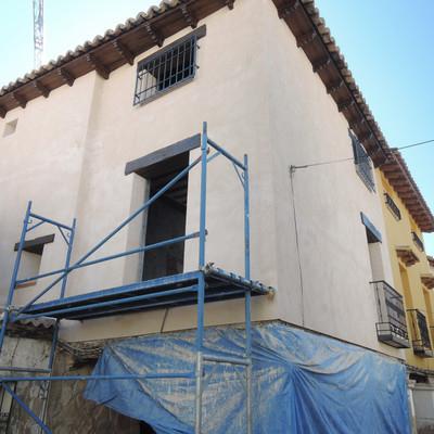 Reforma integral vivienda unifamiliar Pareja (Guadalajara)