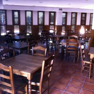 Fotografía de bar- restaurante