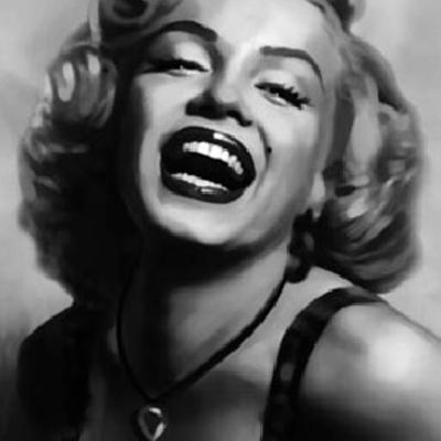 Fotomural Marilyn Monroe