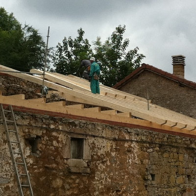 Rehabilitación completa de Vivienda  rústica en Asturias