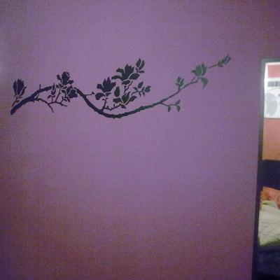 Pintura de decoración
