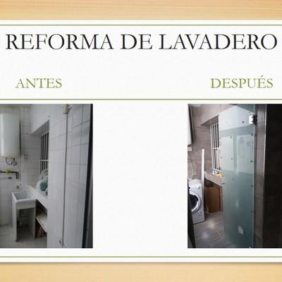 REFORMA DE LAVADERO