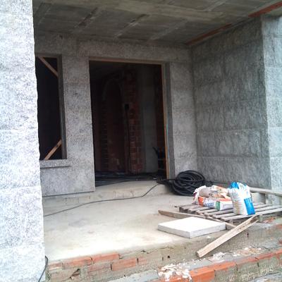 Construcción vivienda Marantes.