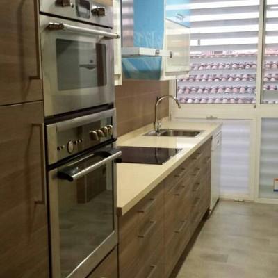 Solados y Alicatados Moya,S.L. Cocina 1