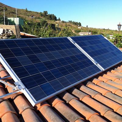 Fotovoltaica aislada para casa rural