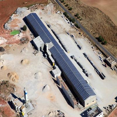 Fotovoltaica en cubierta