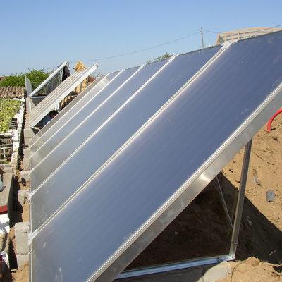 Fotovoltaica para ACS y piscina