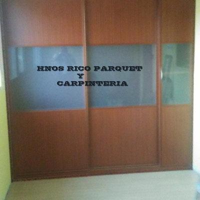 Frente e interior armario a medida HNOS RICO
