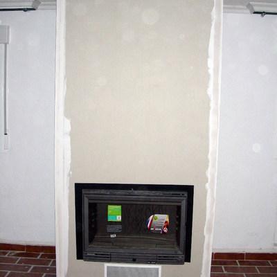 Imagenes de chimeneas de ladrillo fotos presupuesto e - Planos de chimeneas de ladrillo ...