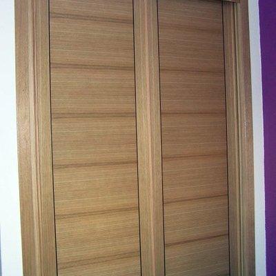 frentes de armarios de puertas correderas