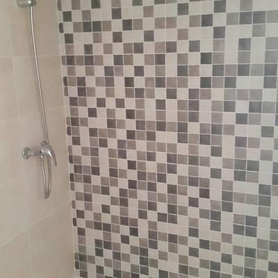 Frontal plato ducha decorativo