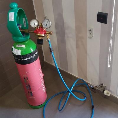 metodo para localizar fuga en circuito de calefacción