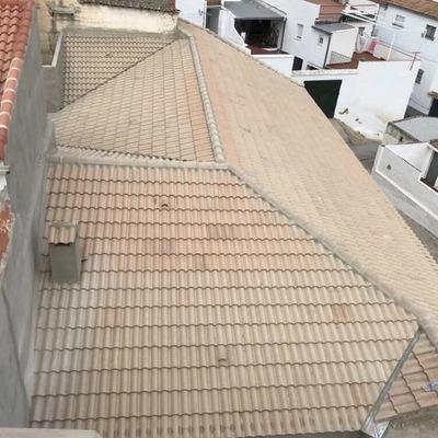 tejado en Jabalquinto