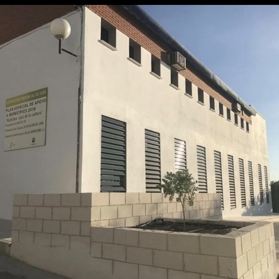 Reforma casa de la Cultura de Jabalquinto