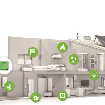 Todas las funciones que se pueden controlar en una Smart Home