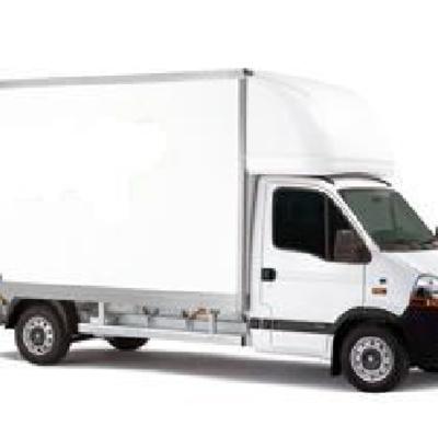 furgon especial traslado de muebles