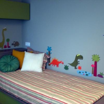 G- Dormitorio infantil