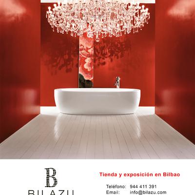 Gama de bañeras en Bilazu