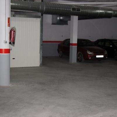 Garaje con 85 plazas
