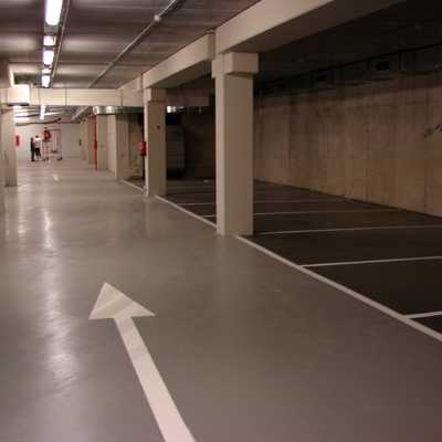 Garaje con sistema Parking Aismar.