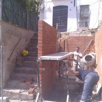 Garaje, en El Masnou.