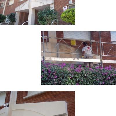 Rehabilitación de Fachadas en GAVA MAR