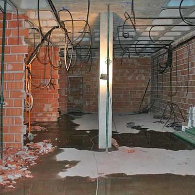 instalacion de tubos electricos