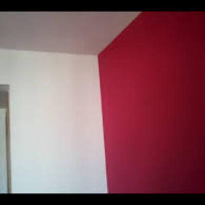 habitacion 2 colores