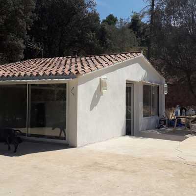 Casa de campo Girona - DESPUES