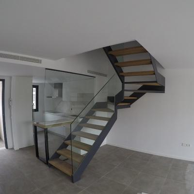 Escaleras Adosado