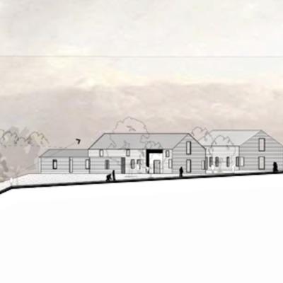 Graham-Windham, escuela de estudio intensivo, en colaboración con Gans Studio