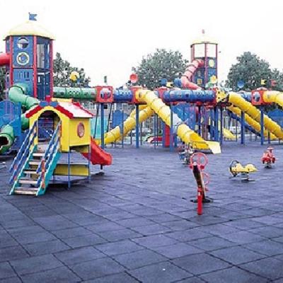 Gran Parque infantil .