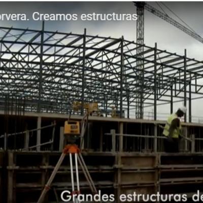 Grandes estructuras