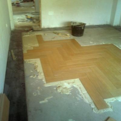 gres imitacin madera