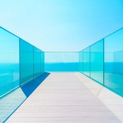 Proyecto de casa con vistas al mar